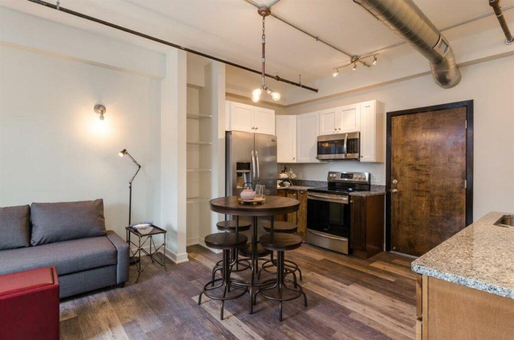 Baird Home Improvement - Rental Unit on Main Street