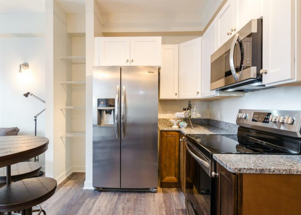Baird Home Solutions - Newly renovated kitchens on main street