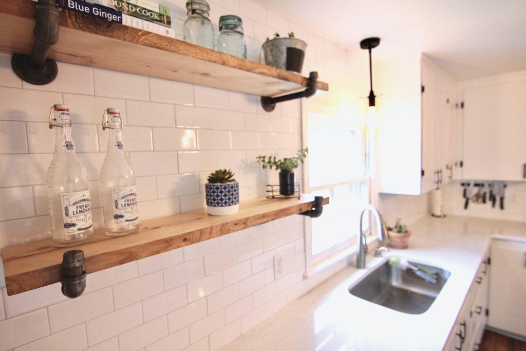 Baird Home Solutions - Tile backsplash, kitchen remodel