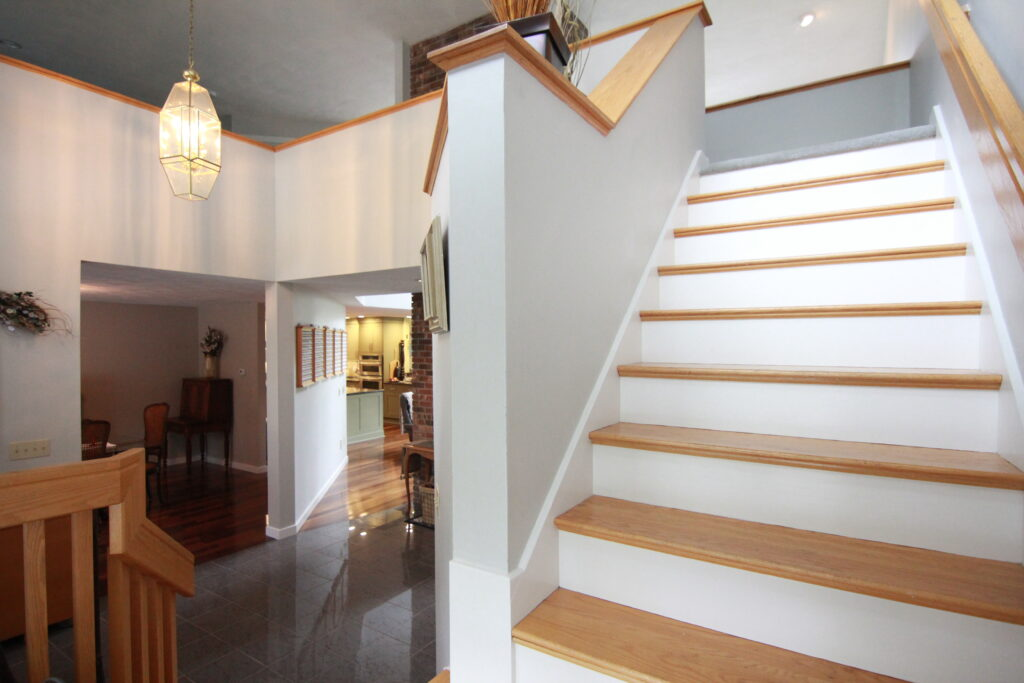 Baird Home Solutions - Interior painting, staircase paint and repair