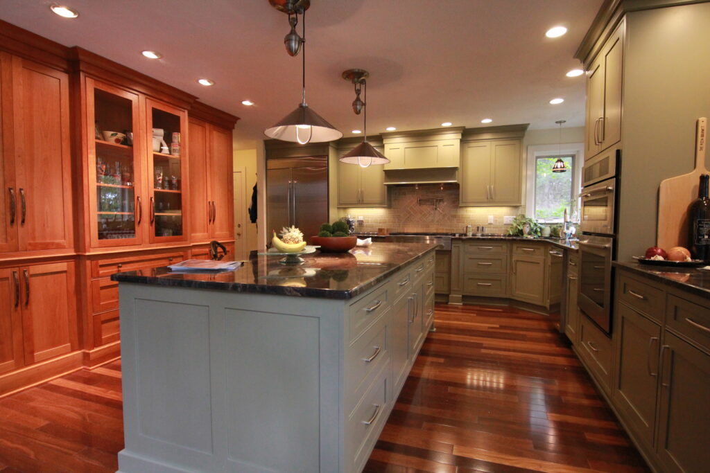 Baird Home Improvement -Painted Cabinets